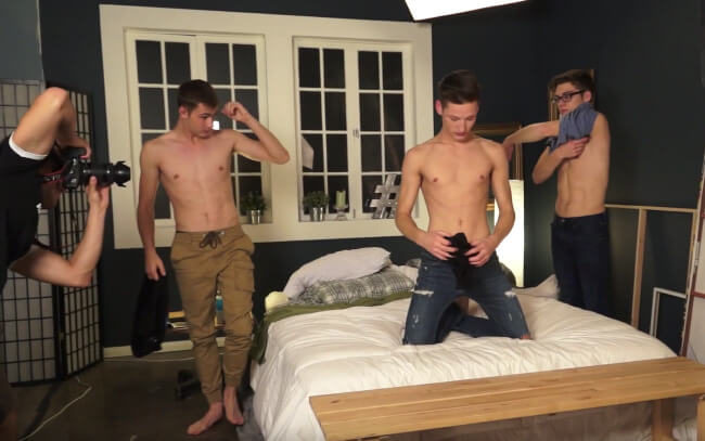 porn behind the scenes